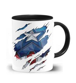 Superhero Mug - Captain America
