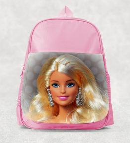 Kids Backpack - Beautiful Barbie