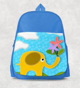 Kids Backpack - Elephant