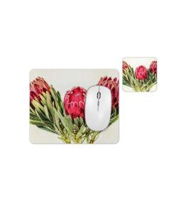 Mousepad & Coaster Sets – Protea
