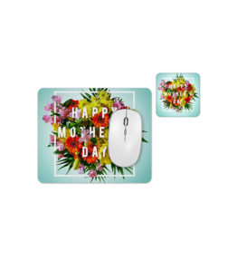 Mousepad & Coaster Sets - Happy Mothers Day