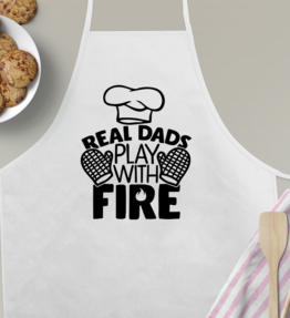 Real Dads Play with Fire