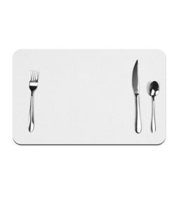 A Placemat - Create your Own Rubber