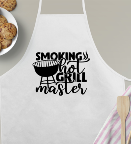 Smoking Hot Grill Master