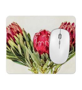 Square Mousepad – Protea