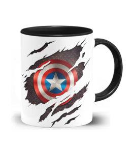Superhero Mug - Captain America 2