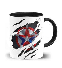 Superhero Mug - Captain America 3