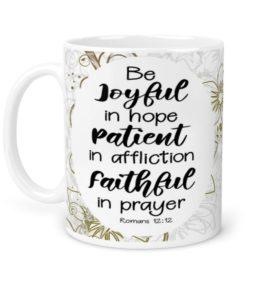 Be Joyfull in Hope