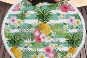 Beach Towel - Tropical Beach (150cm) 2